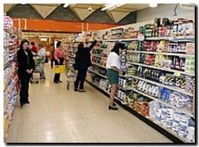 Se armaron protocolos para bancos y supermercados