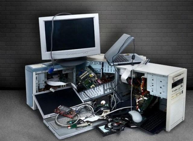 TECNOLOGÍA: Europa tira al mundo residuos tecnológicos