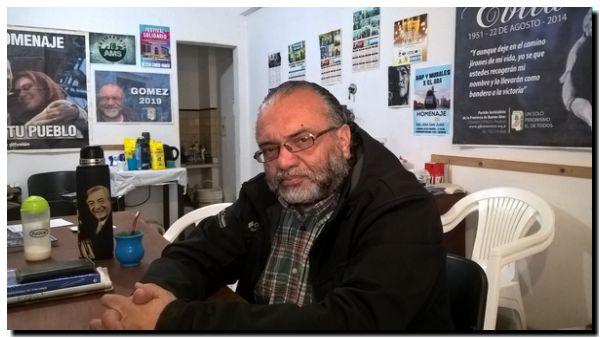 NECOCHEA: Para Roberto Gómez en la Usina hay sueldos gerenciales exorbitantes