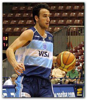 DEPORTES: Ginóbili logró su mejor registro goleador en la temporada de la NBA
