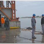 PUERTO QUEQUÉN: Con la liberación de las reservas de trigo y maíz se exportarían no más de 300 mil toneladas por este puerto