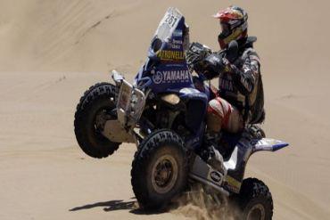 DAKAR 2014: Patronelli se accidentó en San Juan y debió abandonar el Dakar 2014
