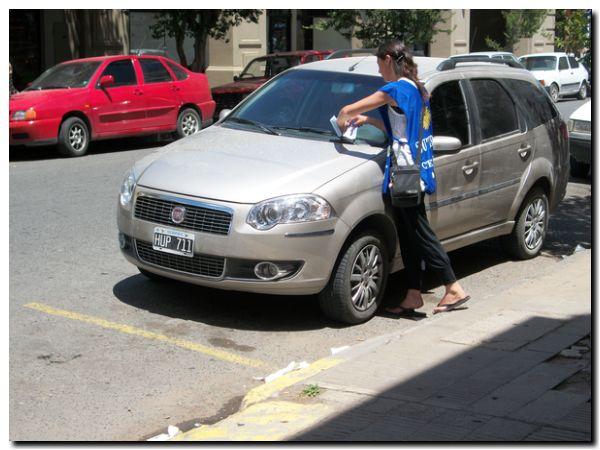 Hoy comienza a regir el estacionamiento medido en la Villa Balnearia
