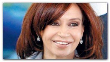 GOBIERNO: Hoy Cristina se realiza chequeos y en los próximos días retomará su actividad