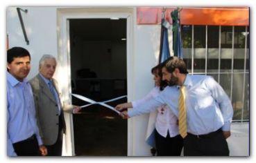 TRABAJO: Cuartango inauguró la nueva subdelegación de Trabajo en Lobería