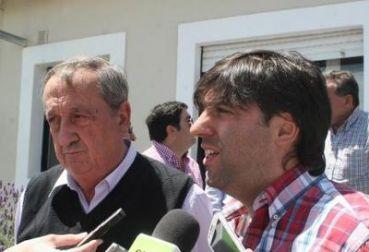 TANDIL: Diego Bossio se reunió con Lunghi para radicar inversiones industriales en la ciudad