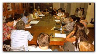 NECOCHEA: Integración de Comisiones en el HCD