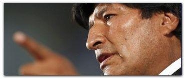 IMPERDIBLE: Notable e irónica intervención de Evo Morales ante los Jefes de Estado de la CEE