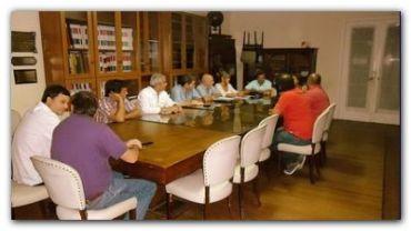 NECOCHEA: Comisión de Medio Ambiento con Servicios Ambientales