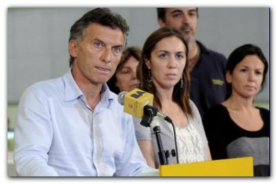 EDUCACIÓN: Macri alentó a Vidal a dar discusión de fondo con los gremios docentes