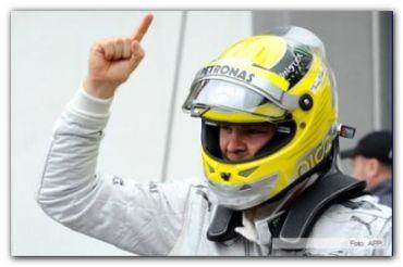 FÓRMULA 1: Nico Rosberg inició la temporada con un triunfo en Australia