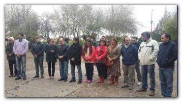 POLÍTICA: Facundo López y Cristina Biar participaron del 106 Aniversario de La Dulce