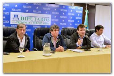 MUNICIPALES: Proyecto para estabilidad y paritarias