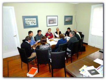 NECOCHEA: Se reunió la Comisión de Labor Parlamentaria del HCD