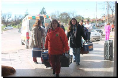 NECOCHEA: Exitosa ablación de órganos en el Hospital Ferreyra