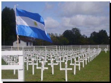 MALVINAS: Son 95 los caídos en Malvinas que desde el 19 de junio serán identificados por la Cruz Roja