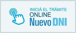 PASO A PASO: El nuevo DNI por internet