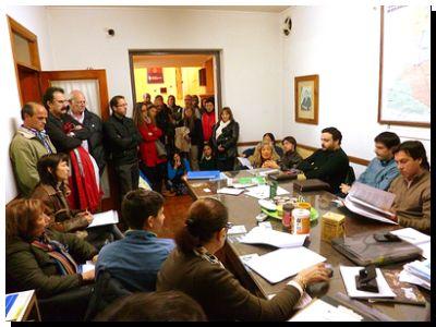 NECOCHEA: Presentación de un proyecto sobre el Parque Miguel Lillo