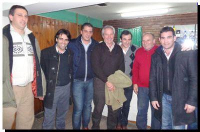 POLÍTICA: López y Fernández reprograman visita por agenda con Massa y Solá