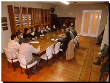 NECOCHEA: La Cámara Empresaria de Transporte Automotor Necochea-Quequén se reunió con concejales