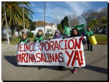 MIRAMAR: La represión del Estado frente a la organización de los trabajadores municipales