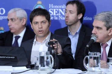 ECONOMÍA; El proyecto de ley de pago soberano de la deuda obtuvo dictamen de comisiones en el Senado