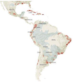 RECURSOS: Más agua para los latinoamericanos