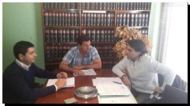 Con el aporte de López, el Frente Renovador Lobería va a la Justicia para frenar el aumento de gas