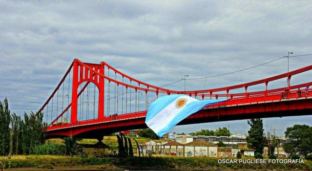 NECOCHEA: ¡Vení a sacarte la foto al Puente Colgante!
