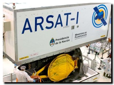 Concluyó exitosamente el test en órbita del ARSAT-1