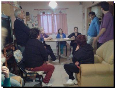 ELECCIONES 2015: El Dr. Facundo López visitó a los vecinos del Barrio Fonavi
