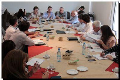 LEGISLATIVAS: Exitosas jornadas de la comisión de turismo de diputados en Rosario