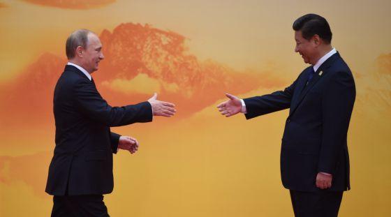 EL MUNDO: China se apoya en Rusia para acrecentar su peso internacional