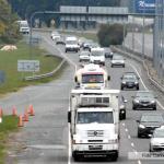 TURISMO: Restringen el tránsito en rutas por el fin de semana largo
