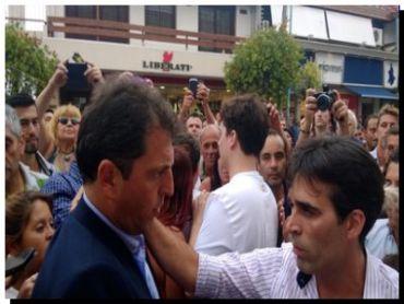 ELECCIONES 2015: Facundo López con Solá y Massa