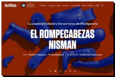 CASO NISMAN: Sospechoso robo a periodista que investiga el hecho