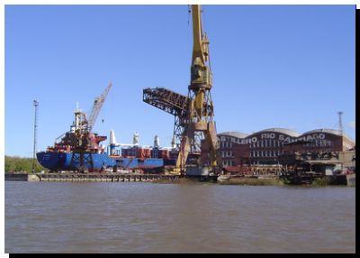 PRODUCCIÓN: El Astillero Río Santiago vuelve a construir para la petrolera estatal argentina