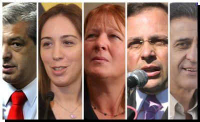 GUERRA DE ENCUESTAS: En la pelea por la Provincia el FPV está primero en intención de voto