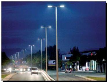 LUMINARIAS LED: La Provincia avanza en la instalación