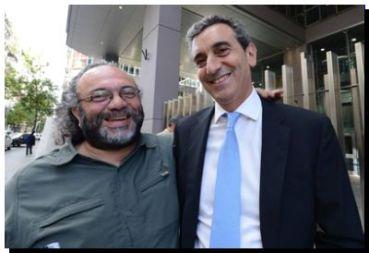 POLÍTICA: Roberto Gómez con Randazzo en el Congreso de la Nación