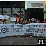 NECOCHEA: Marcha contra los empresarios amigos del poder
