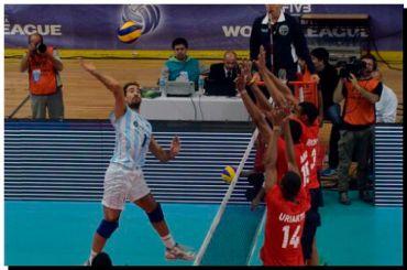 VOLEY: Buena tarea de Las Águilas en la Selección Nacional