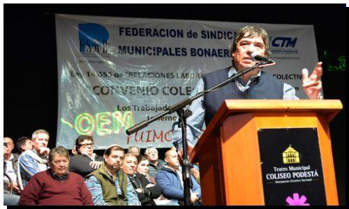 GREMIALES: La FESIMUBO presentó nuevo convenio colectivo de trabajo