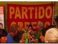 partido obrero cena