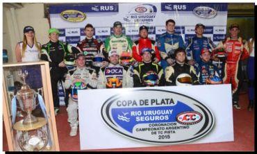 AUTOMOVILISMO: La Pantera cerro tercero la etapa regular del TC Pista y peleara por la copa de plata