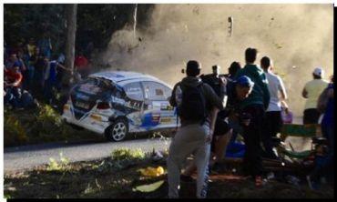 ESPAÑA: Se elevan a siete los muertos por accidente de rally