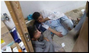 ASESINOS: Un bombardeo de EE UU mata a 19 personas en un hospital de Médicos sin Fronteras afgano