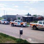 POLICIALES: Un necochense prófugo por robo en campos