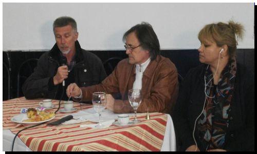 debate 93.5 periodistas