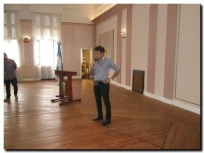 NECOCHEA: Saludo de fin de año del intendente López